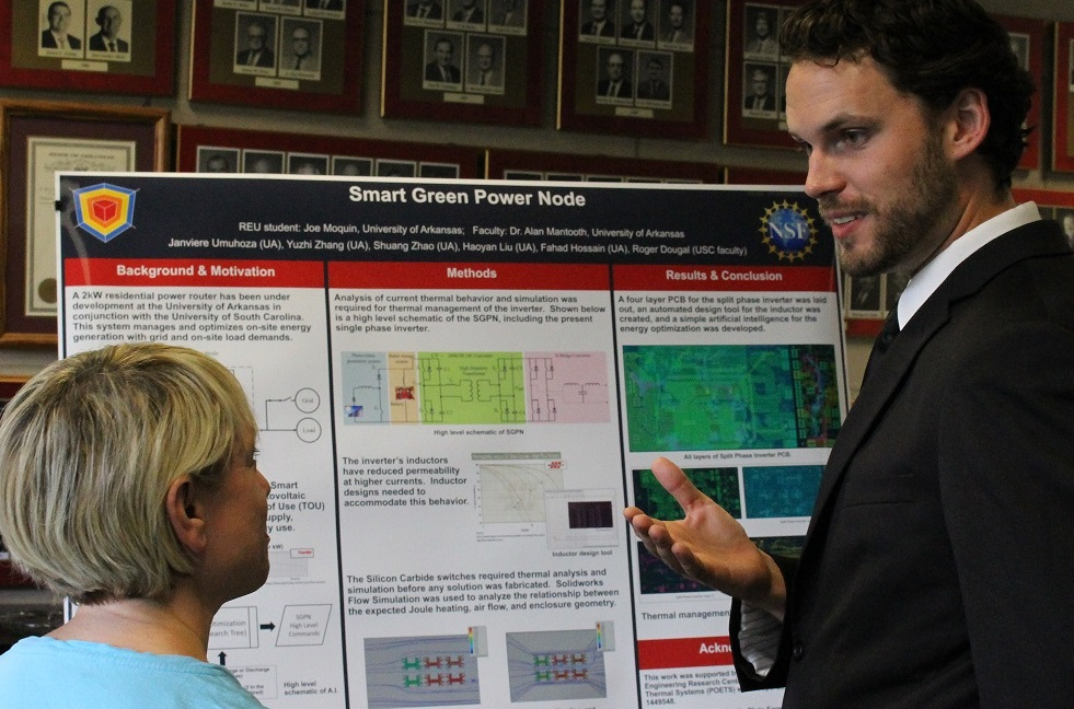 Moquin Presents Poster